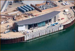 Freeport Water Intake Structure   Sacramento, CA
