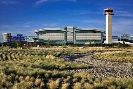 Sacramento International Airport   Sacramento, CA
