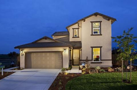 Cazadero Model Homes-Rancho Cordova