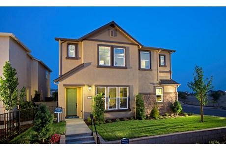 Diamond Creek Model Homes-Roseville